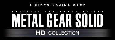 Logo of Metal Gear Solid: HD Collection (PSV)
