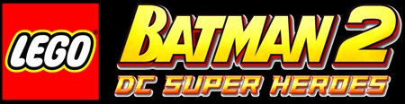 Logo of LEGO Batman 2: DC Super Heroes (DS)