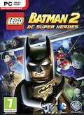 UK Boxshot of LEGO Batman 2: DC Super Heroes (PC)