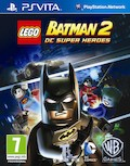 UK Boxshot of LEGO Batman 2: DC Super Heroes (PSV)