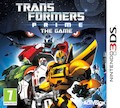 UK Boxshot of Transformers Prime (3DS)