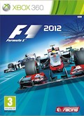 UK Boxshot of F1 2012 (XBOX360)