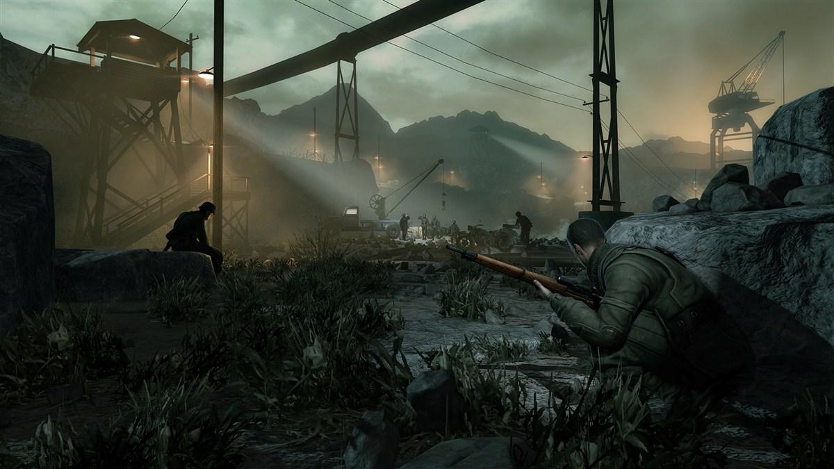 screen2 large Sniper Elite V2 SKIDROW