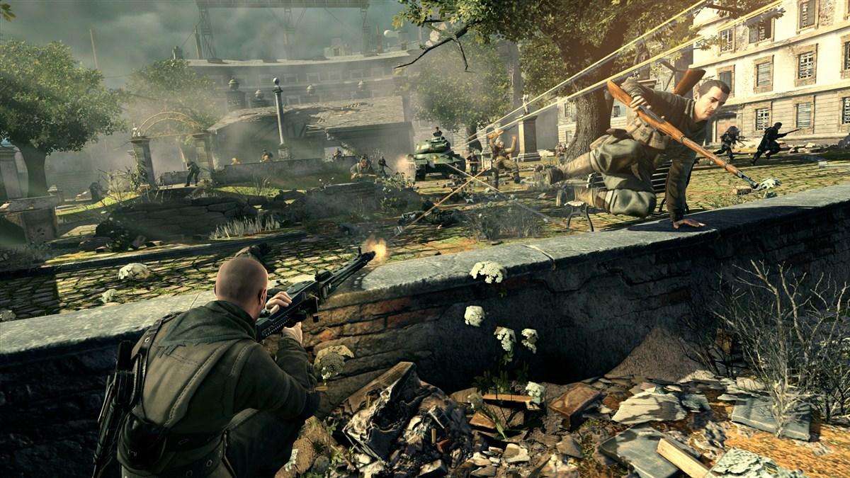 screen5 large Sniper Elite V2 SKIDROW
