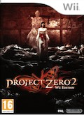 UK Boxshot of Project Zero 2: Wii Edition (NINTENDO Wii)