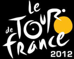 Logo of Tour de France 2012 (XBOX360)