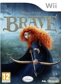 UK Boxshot of Brave: The Video Game (NINTENDO Wii)