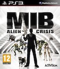 UK Boxshot of Men in Black: Alien Crisis (PS3)