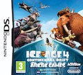 UK Boxshot of Ice Age 4: Continental Drift - Arctic Games (DS)