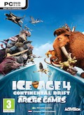 UK Boxshot of Ice Age 4: Continental Drift - Arctic Games (PC)