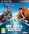 UK Boxshot of Ice Age 4: Continental Drift - Arctic Games (PS3)