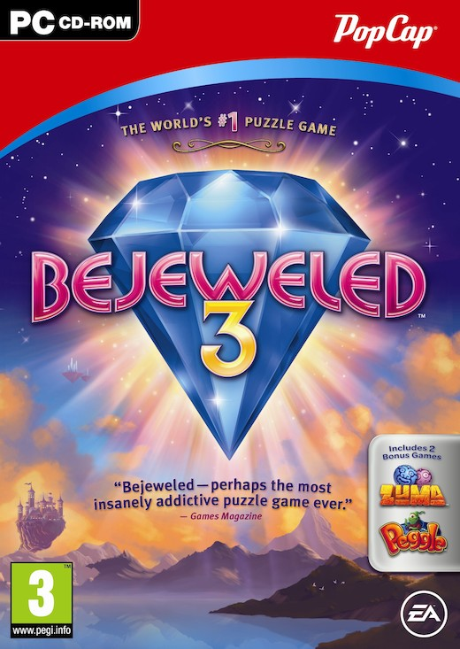 Bejeweled 3 Download Full PC [No Activation Needed]