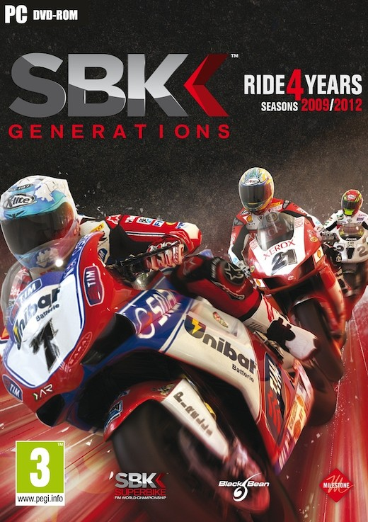 SBK Generations RELOADED