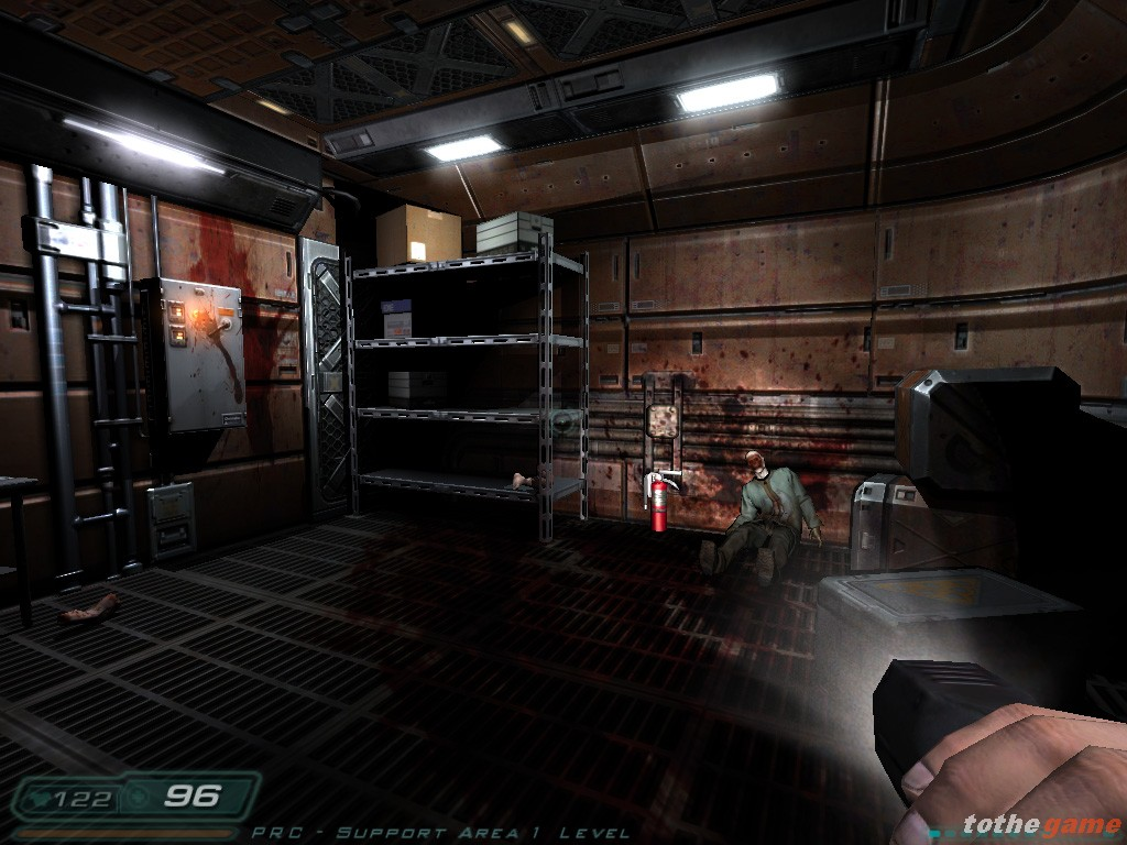 screen2 large DOOM 3 (Extract and Play)