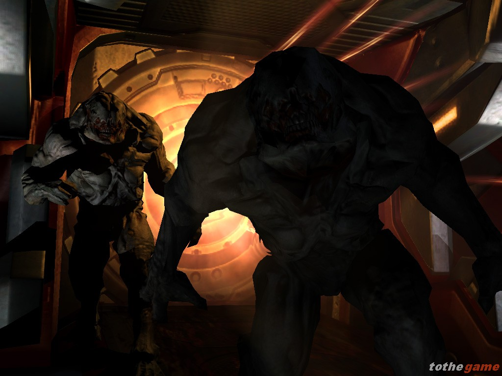 screen3 large DOOM 3 (Extract and Play)