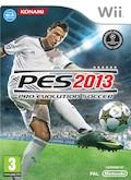 UK Boxshot of Pro Evolution Soccer 2013 (NINTENDO Wii)