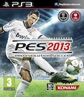 UK Boxshot of Pro Evolution Soccer 2013 (PS3)