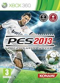 UK Boxshot of Pro Evolution Soccer 2013 (XBOX360)