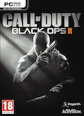 UK Boxshot of Call of Duty: Black Ops II (PC)