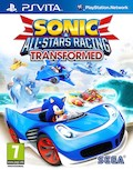 UK Boxshot of Sonic & All-Stars Racing Transformed (PSV)