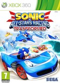 UK Boxshot of Sonic & All-Stars Racing Transformed (XBOX360)