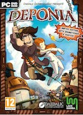 UK Boxshot of Deponia (PC)