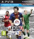 UK Boxshot of FIFA 13 (PS3)