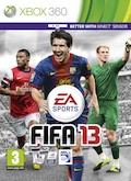 UK Boxshot of FIFA 13 (XBOX360)