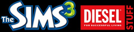 Logo of The Sims 3: Diesel Stuff Pack (PC)