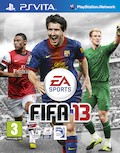 UK Boxshot of FIFA 13 (PSV)