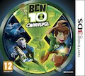 UK Boxshot of Ben 10 Omniverse (3DS)