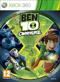 UK Boxshot of Ben 10 Omniverse (XBOX360)