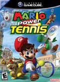 US Boxshot of Mario Power Tennis (GAMECUBE)
