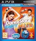 UK Boxshot of DanceStar Party Hits (PS3)