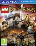UK Boxshot of LEGO Lord of the Rings (PSV)