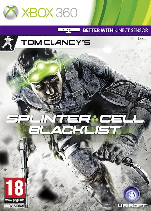 Tom Clancy's Splinter Cell: Blacklist Xbox Ps3 Ps4 Pc jtag rgh dvd iso Xbox360 Wii Nintendo Mac Linux