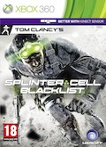 UK Boxshot of Tom Clancy's Splinter Cell: Blacklist (XBOX360)