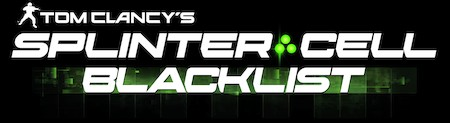 Logo of Tom Clancy's Splinter Cell: Blacklist (XBOX360)