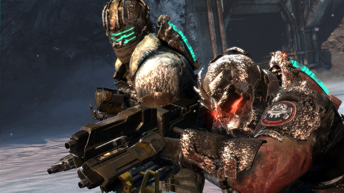 Screenshot of Dead Space 3 (PC)