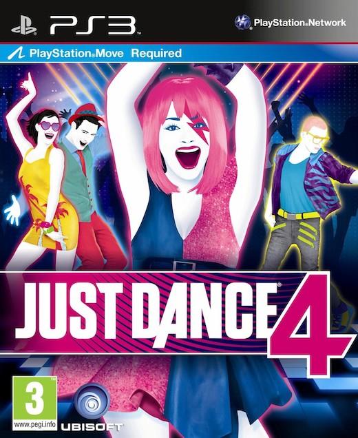 boxshot uk large Just Dance 4 Gangnam [  PS3 ]