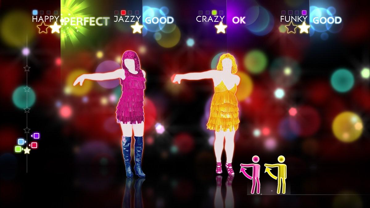 screen15 large Just Dance 4 Gangnam [  PS3 ]