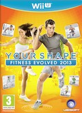 UK Boxshot of Your Shape: Fitness Evolved 2013 (Wii U)