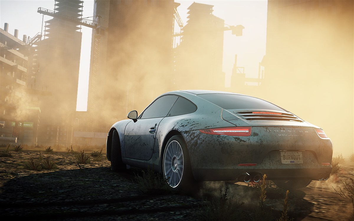 Screenshot of Need for Speed Most Wanted (2012) (PC)