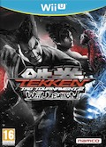 UK Boxshot of Tekken Tag Tournament 2 (Wii U)
