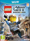 UK Boxshot of LEGO City: Undercover (Wii U)