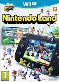 UK Boxshot of Nintendo Land (Wii U)