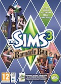 UK Boxshot of The Sims 3: Barnacle Bay (PC)