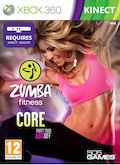 UK Boxshot of Zumba Fitness Core (XBOX360)