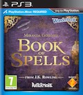 UK Boxshot of Wonderbook: Book of Spells (PS3)