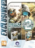 UK Boxshot of Tom Clancy's Ghost Recon: Advanced Warfighter 1 & 2 (PC)